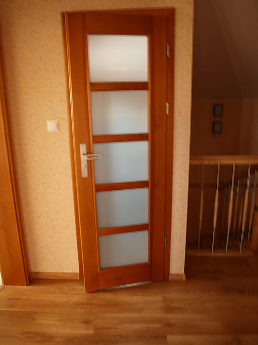 Ogromny Drzwi drewniane (sosnowe, dębowe, jesionowe) wewnętrzne na DP47